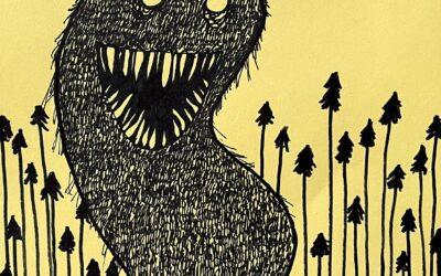Hyggelige monstre – kreativt forløb med 6.c og 5. årgang